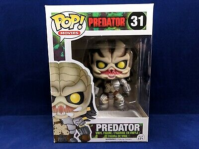 PREDATOR 31 Funko Pop Movie Collection Vinyl Figurine Schwarzenegger Classic