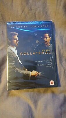 Collateral (DVD, 2005) - Brand New and SEALED. Tom Cruise, Jamie Foxx.