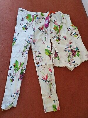 Ted Baker Baby Girls Top And Trousers / Pants Set. 14 Years. BNWT. Designer