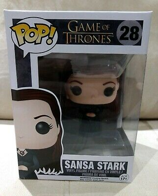 NEW Funko Pop Television HBO Game of Thrones Sansa Stark Vaulted 100% Authentic