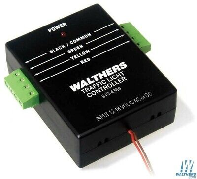 Walthers 949-4389 Traffic Light Controller HO Scale