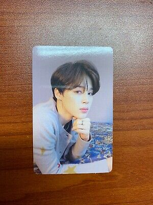 JIMIN Official Photocard BTS Love Yourself Tear O Version US SELLER