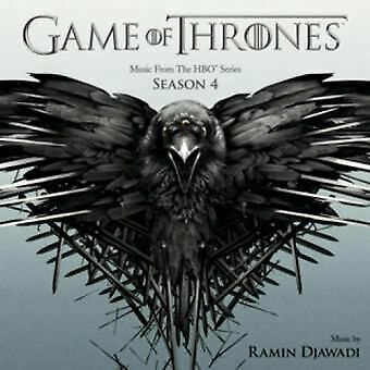 Ramin Djawadi - Game of Thrones (Music from the HBO Series-Vol.4) CD Sony C NEW
