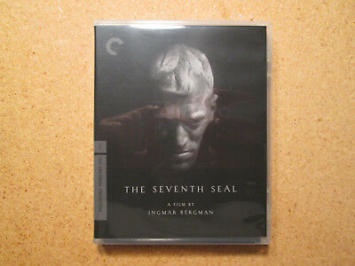 Criterion blu-ray The Seventh Seal directed by Ingmar Bergman