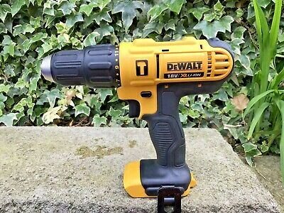 DeWALT 18v DCD776 Cordless Combi Drill - Body Only Bare Unit (76A) USED WORKING