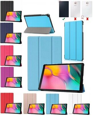 """Smart Leather Flip Stand Case Cover For Samsung Galaxy Tab A 10.1"""" 2019 T510 515"""