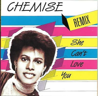Chemise - She Can't Love You 2018 Cdm 1982 Single + Remixes !