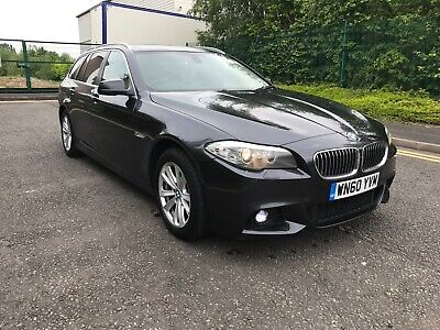 BMW 5 SERIES 520d TOURING ESTATE. NEW ENGINE !