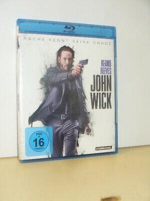 John Wick 1 Bullen Blu Ray Bluray