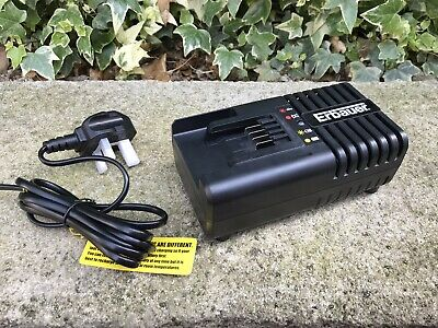 Erbauer 18v Lithium Ion battery charger (ERB607CHR) NEW UNUSED WORX TITAN JCB