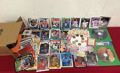 Junk Drawer Lot Collectibles Trading Cards Odd And Ends #SG3