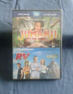 Robin Williams Double feature dvd