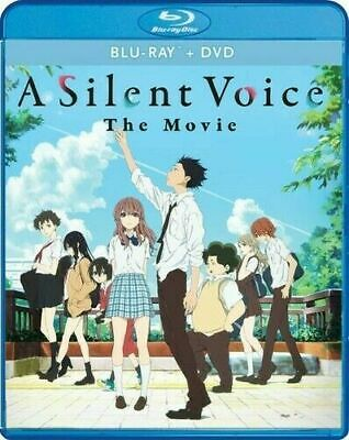 A Silent Voice: The Movie [New Blu-ray] Dubbed, Subtitled, Widescreen