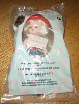 2007 Wicked Witch of the East #5 Wizard of Oz Madame Alexander Doll Sealed