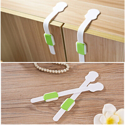 Child Kids Baby Safety Lock For Door Drawers Cupboard Cabinet Adhesive JJ