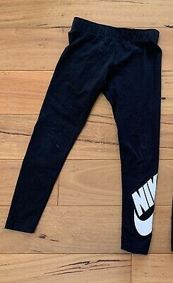 Girls NIKE Tights Size XS Approx (6 To 7)