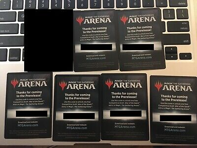 MTG Magic Arena code from War of the Spark prerelease WAR (email only)