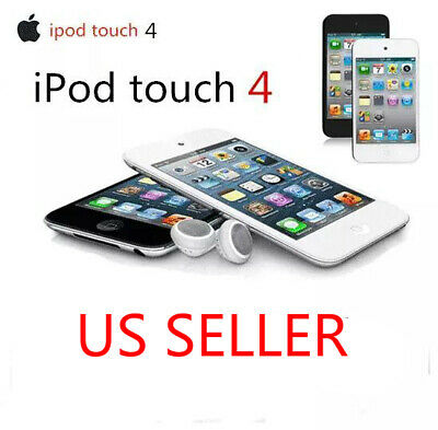 US SELLER Original Apple ipod touch 4th Generation 8GB 16GB 32GB MP3 MP4 players