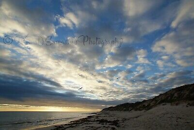 Digital Photograph Wallpaper Image Picture Free Delivery - Blue Afternoon