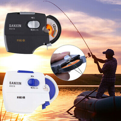 16E8 Fishing Tool Automatic Fishing Hook Fishhooks Tied Hook Electric Protable