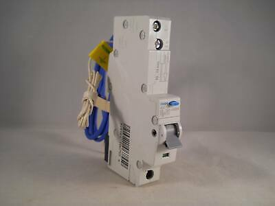 Hager RCBO 6 Amp 30mA Type C 6A 106755 C6 ADC Range ADC106