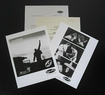 QUEEN : Original Made in Heaven 1995 USA Promo Press Kit Pack + Photographs