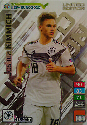 PANINI ADRENALYN XL ROAD TO UEFA EURO 2020 Limited Edition KIMMICH