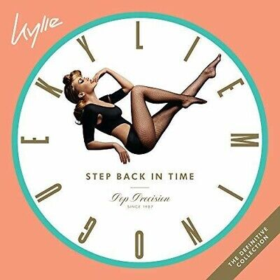 Step Back In Time: The Definitive Collection - Kylie Minogue (CD New)