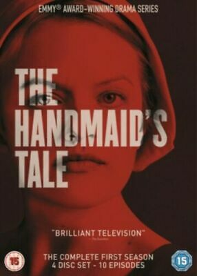 The Handmaid's Tale Season 1 (DVD 4 DISC BOX SET, 2017) Watched Once