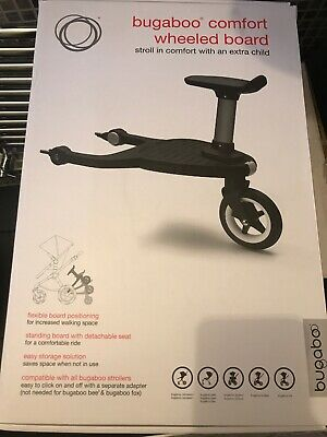 Bugaboo Comfort Wheeled Board for Cameleon, Donkey, Bee and Buffalo. Brand New