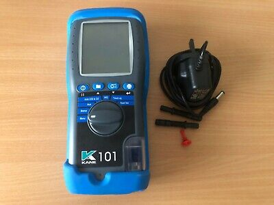Kane 101 Indoor Air Quality Analyser No calibration SN:041818056