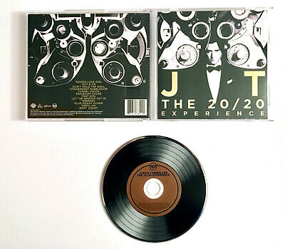 The 20/20 Experience by Justin Timberlake CD