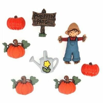 Jesse James Buttons ~ Dress It Up HOW U DOING 6969 Sewing Crafts FLOWERS