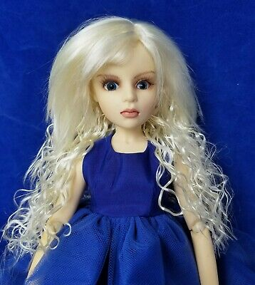 Monique ELLOWYNE-ROSE Wig 6//7 for MSD BJD Kish Boneka YoSD Ellowyne in 2 COLORS