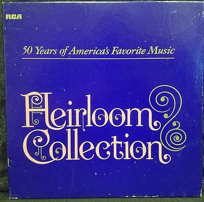 """Heirloom Collection 7 LP """"NM"""" RCA PRM S 287 Record MUSIC AMERICANA"""