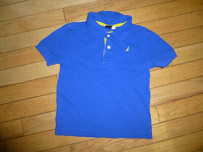 Nautica  Baby Boys Polo Top Size 24  Months Blue  Nice