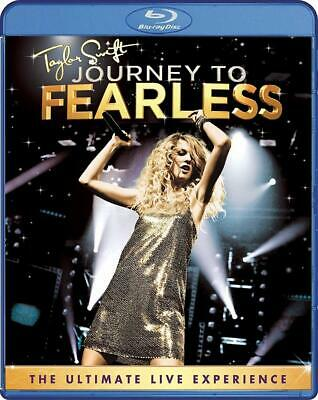 TAYLOR SWIFT: JOURNEY to Fearless BLU-RAY the ultimate live