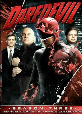 Daredevil: The Complete Third Season 3 Box Set Sealed NEW DVD Region 1 for US