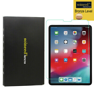 1-Pack Tempered Glass Screen Protector For Apple iPad Pro 11 inch 2018 Released