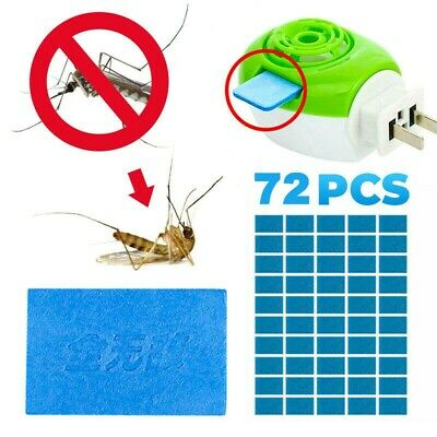 30//60Pcs Long Lasting Mosquito Insect Bite Repellent Tablets Refill Replacement