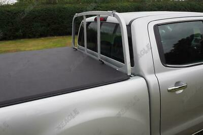 Ford Ranger Soft Folding Tonneau Cover Load Bed Cover Fits with ladder rack Rack