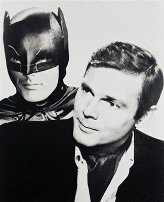 Adam West als Bruce Wayne / Batman aus Batman 8x10 Foto Lovely Bild 163302
