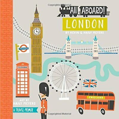 Kevin Meyers-All Aboard! London (Uk Import) Book New
