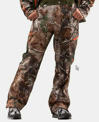 Under Armour Mens Ridge Reaper Pant Realtree AP 40x32 1209638 340