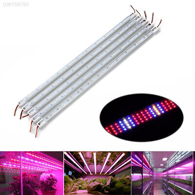 DCE3 7A35 Led Plant Grows Light Bar Lamp Strip Flower Hydroponic Systems 5730SMD