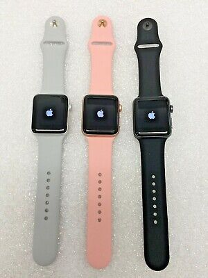 Apple Watch Series 3 (GPS) 42mm Aluminum Case with Sport Band - USED