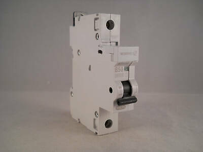 MEM Memshield 2 MCB 50 Amp Type B 50A Single Pole Circuit Breaker MBH150