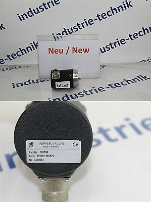 Pepperl Fuchs 105598 Rotary Encoder