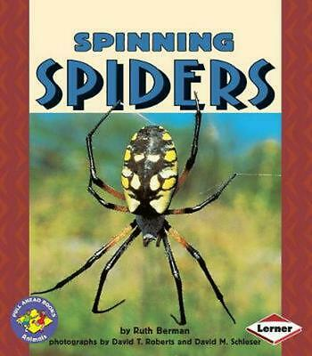 Spinning Spiders by Ruth Berman (English) Paperback Book Free Shipping!