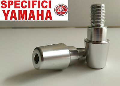 915PL Contrappesi ARGENTO per Yamaha T-MAX 500 2001-2011